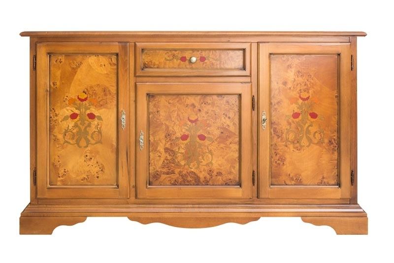 Classic inlaid sideboard