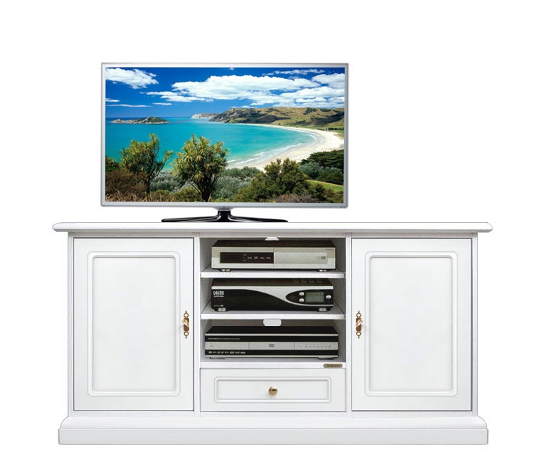 Living room entertainment Tv cabinet 130 cm wide