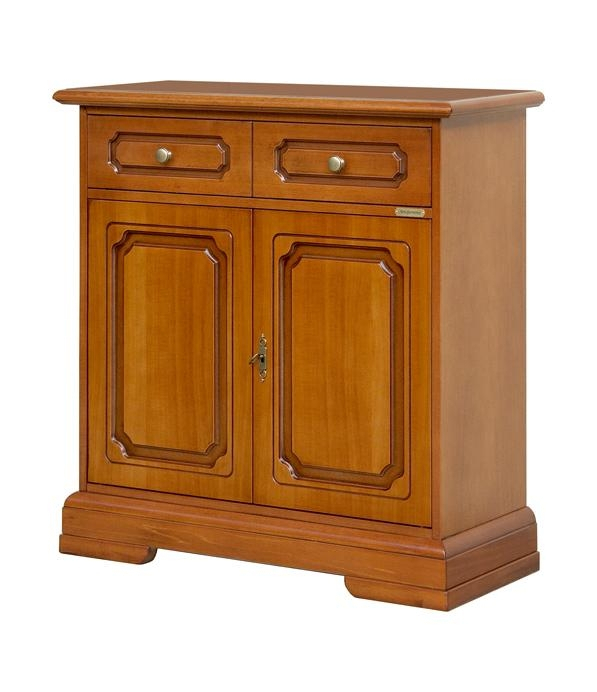 Dining room wooden sideboard