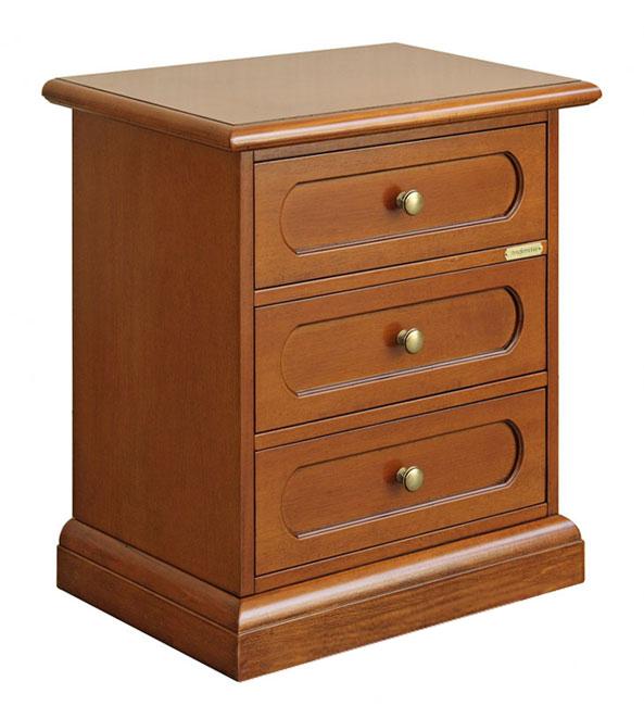 3 drawer bedside table for bedroom