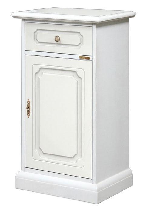 Small white cabinet