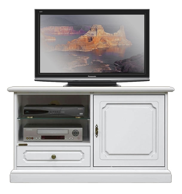 Wooden Tv unit, small size