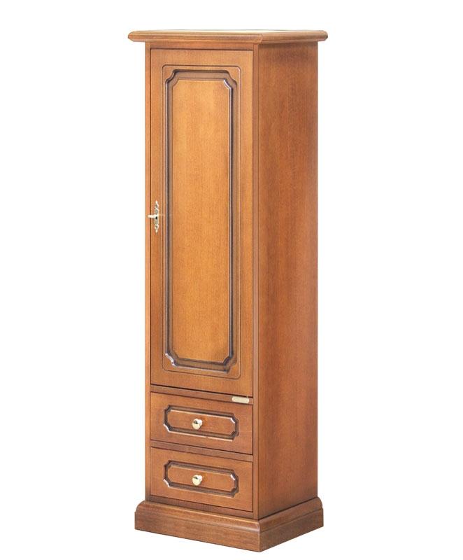 One door cabinet