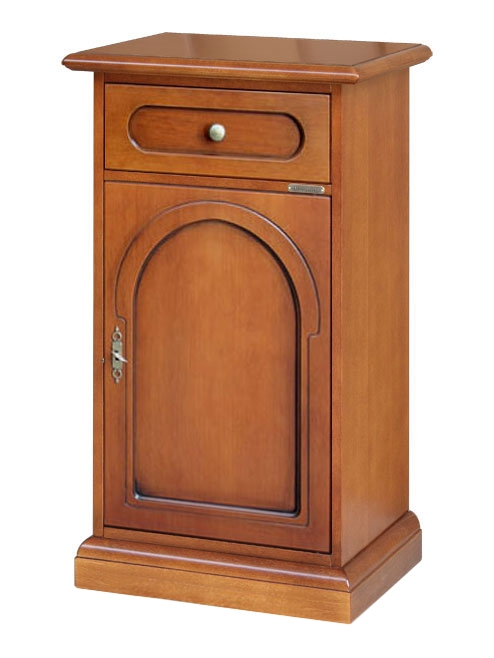 Classic wooden small cabinet