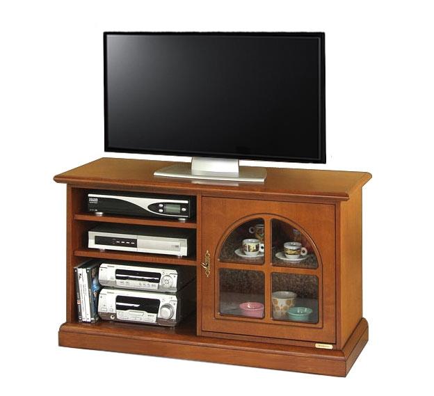 Wooden tv unit 1 door