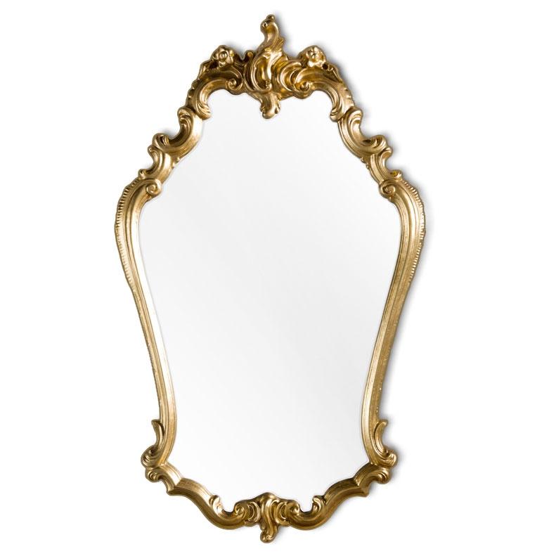 Charming mirror La bella e la bestia