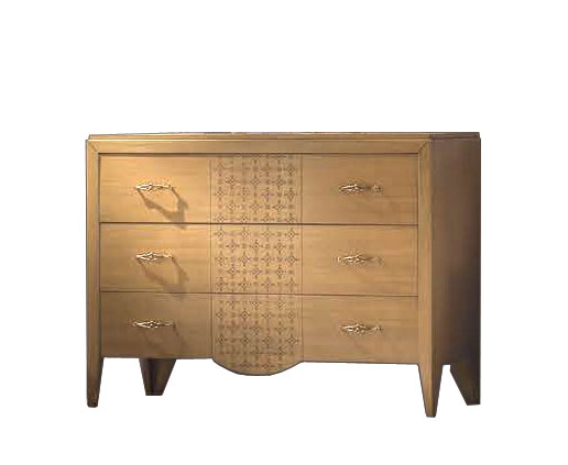 3 large drawers dresser