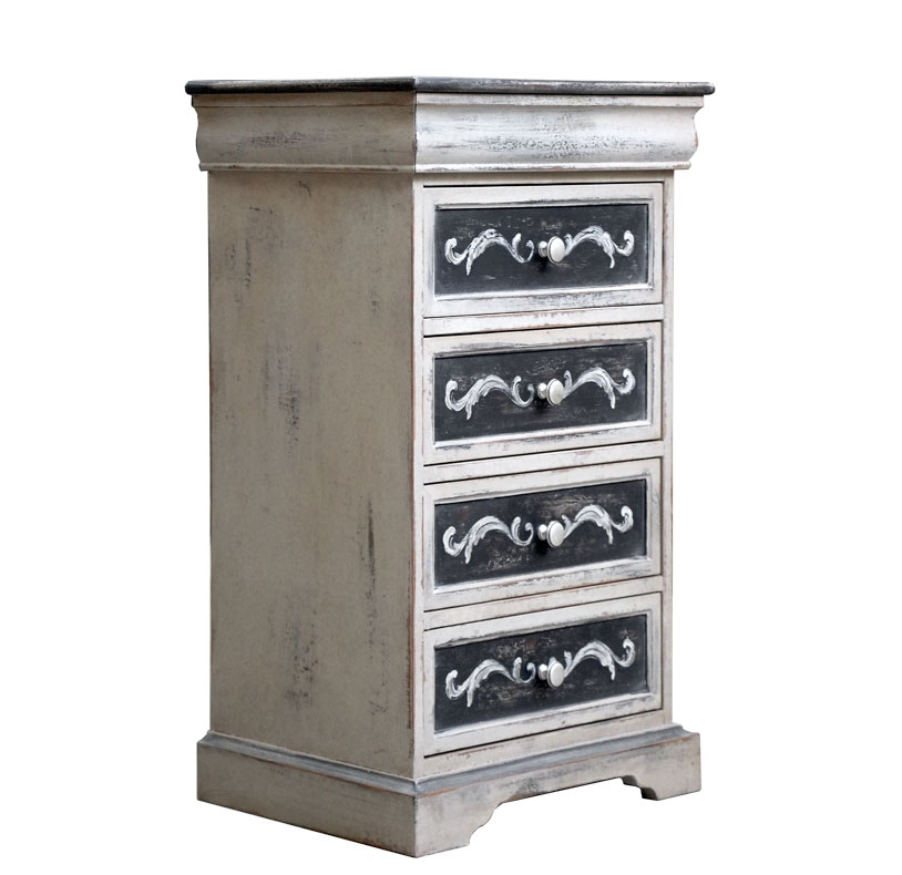PROMO! Distressed chest of drawers