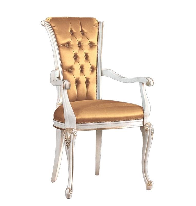 Dining armrests chair Divina
