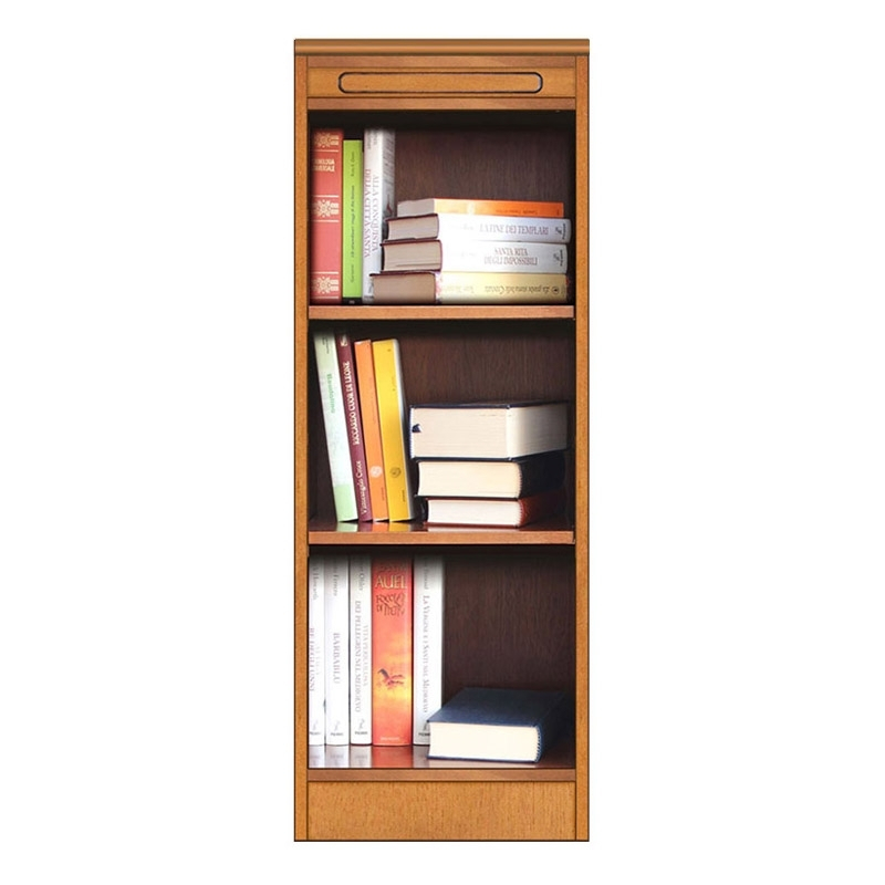 Compos collection - Small open shelving bookcase