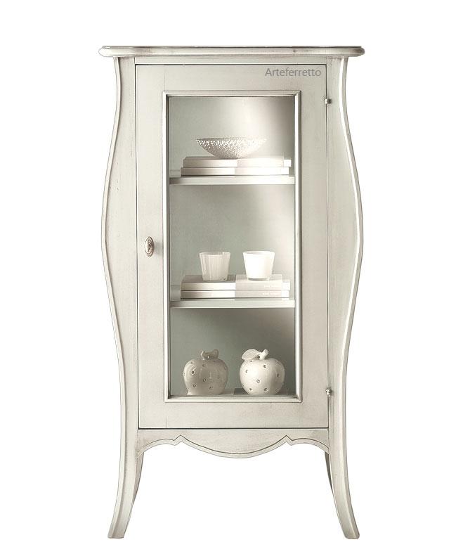1 door display cabinet