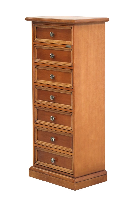 Wood chest of drawers Stylfleur