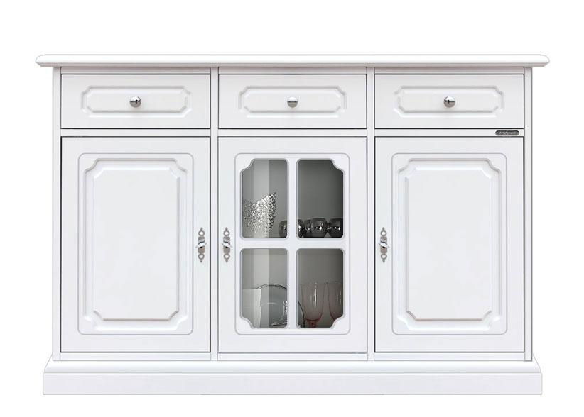 Dining room cupboard glass door Nuvola