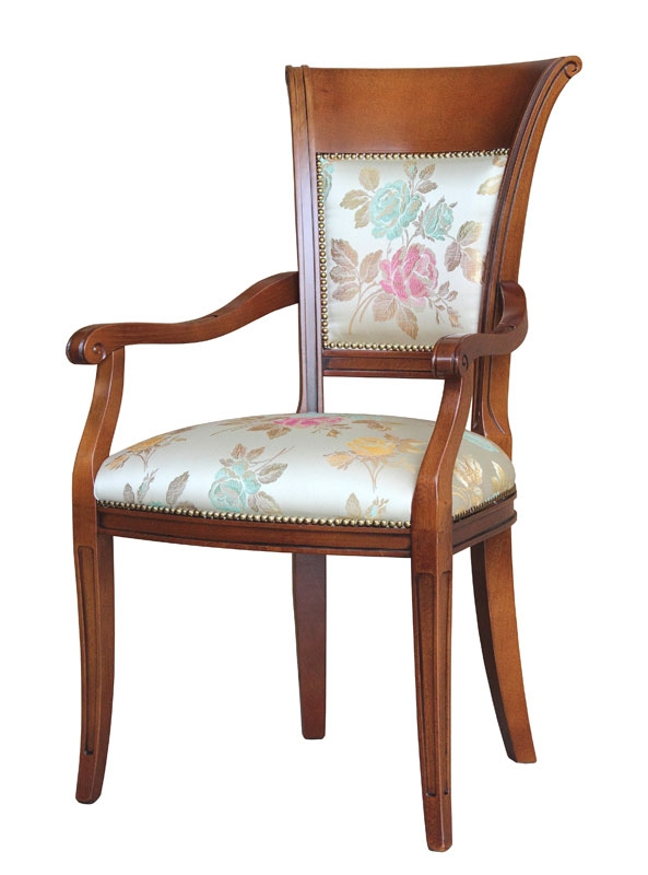 Padded head chair Charme