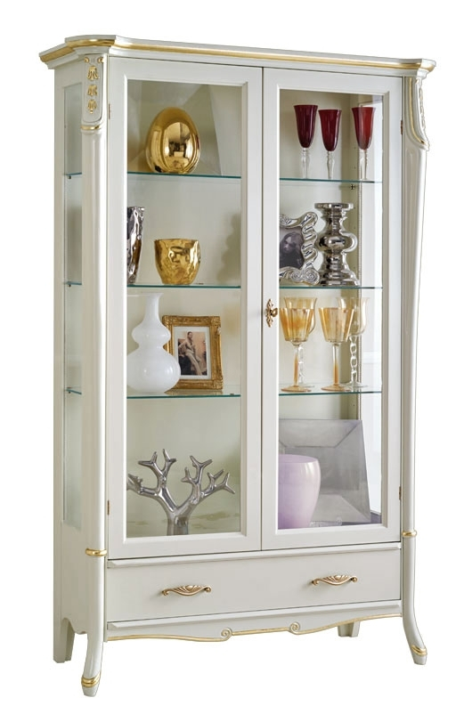 Lacquered display cabinet Beautiful Line