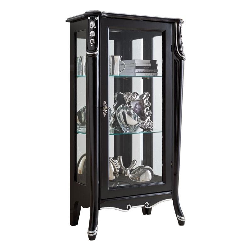 PROMO! Display cabinet single door Beautiful line