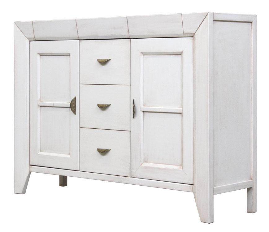Lacquered sideboard free style