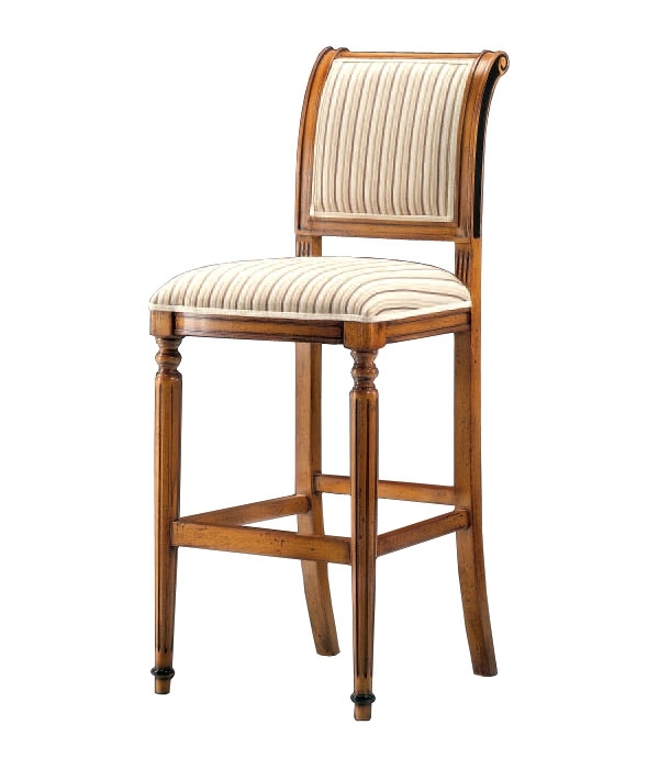 Classical stool for kitchen