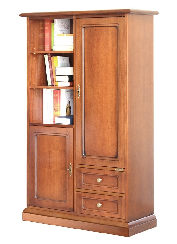 Multifuntional cabinet in wood