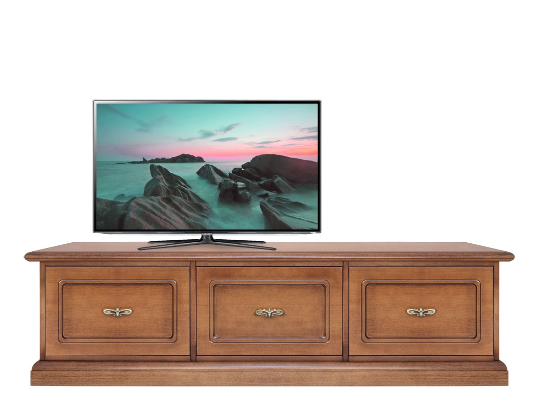 3 big drawer Tv cabinet for living room