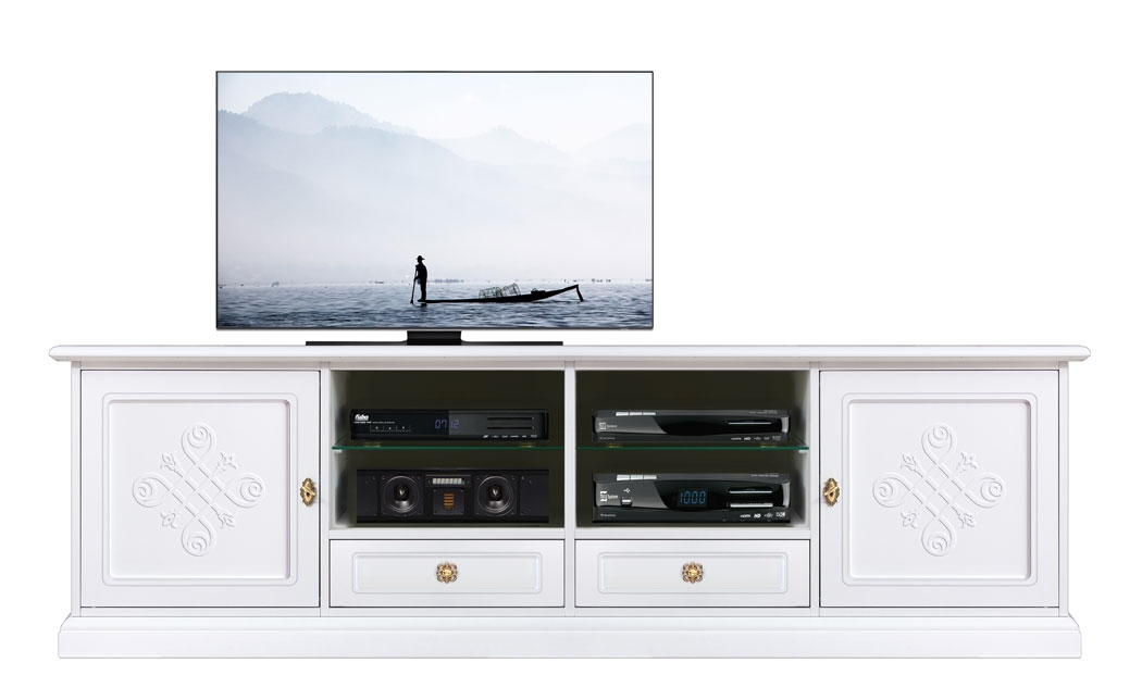 Wooden tv cabinet 2 meters YOU Collection