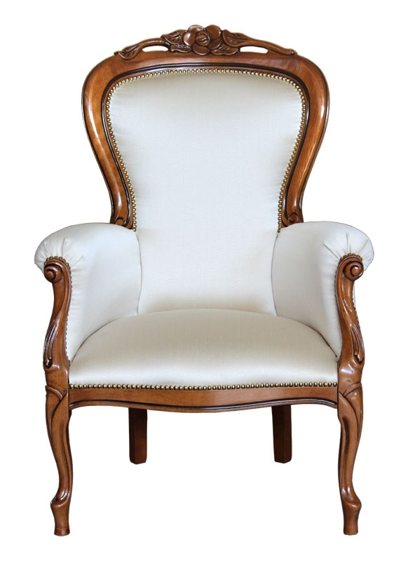 Classic armchair Fleur