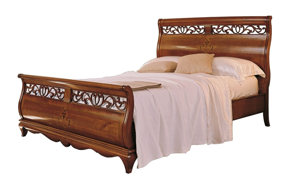 Inlaid double bed Dreaming 1