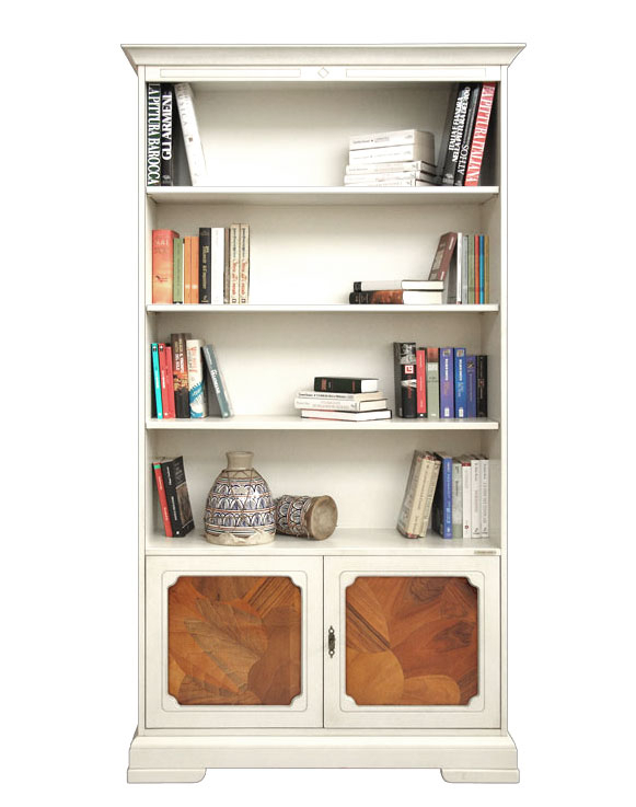 Classic brier root bookcase