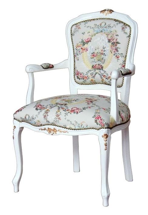 Parisian armchair La Claire
