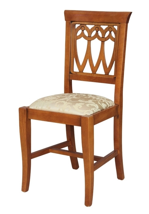 Beech wood classic chair