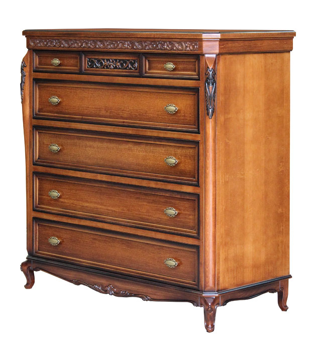 Classic dresser with flap
