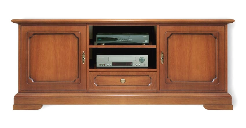 Classic TV entertainment unit