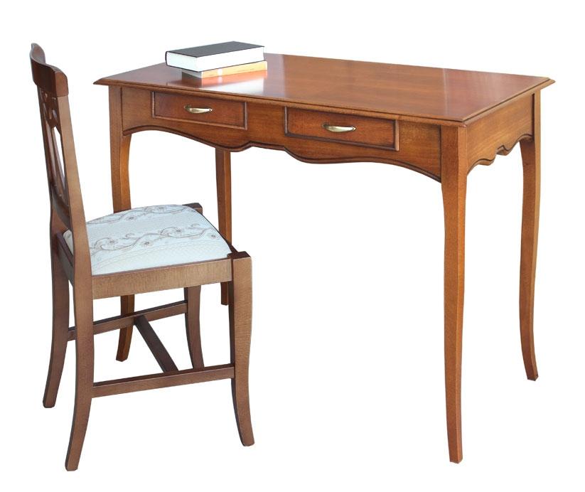 Simple shape desk