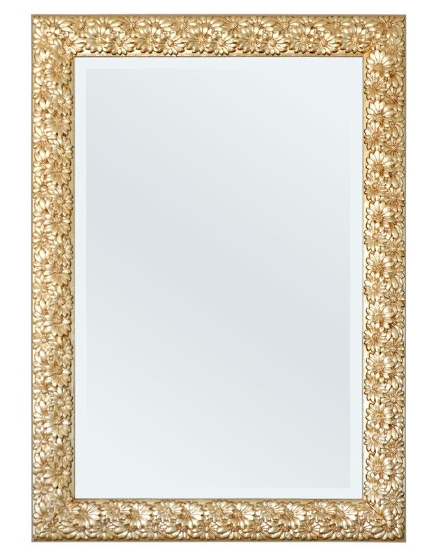Rectangular mirror Primavera
