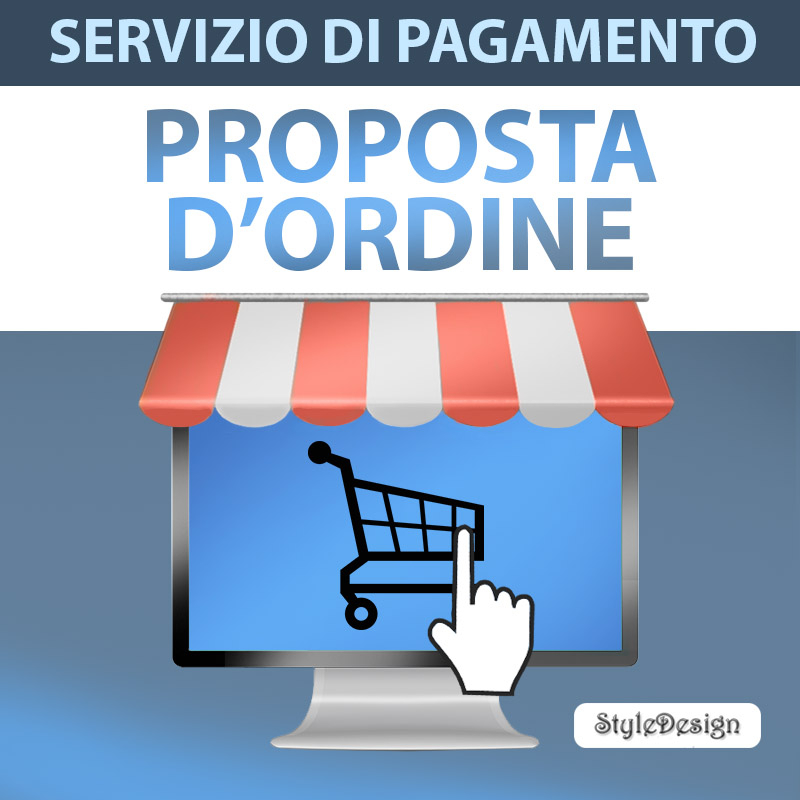 Payment service - FERRETTOHOME ORDER PROPOSAL N. 600/2020 - Elena Gray