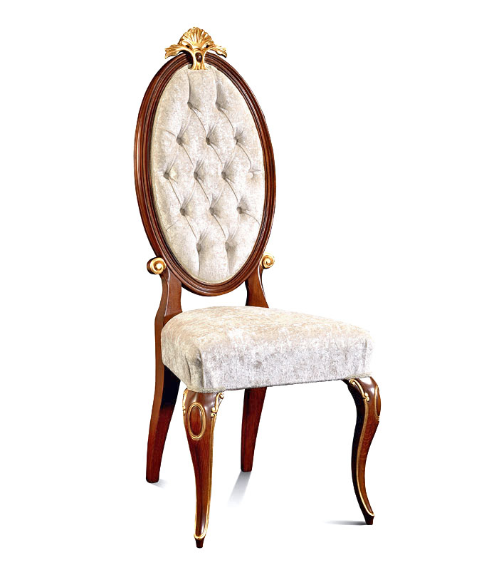 Upholstered dining chair Regina