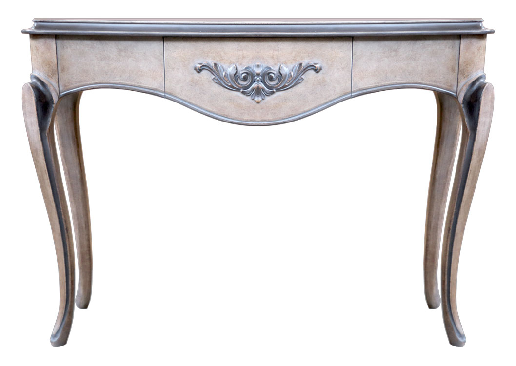 PROMO! Cherry wood console table for hallway Hilton