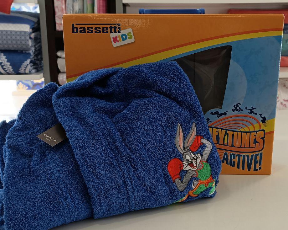 ACCAPPATOIO BASSETTI KIDS BUNNY BOX 4/6 ANNI