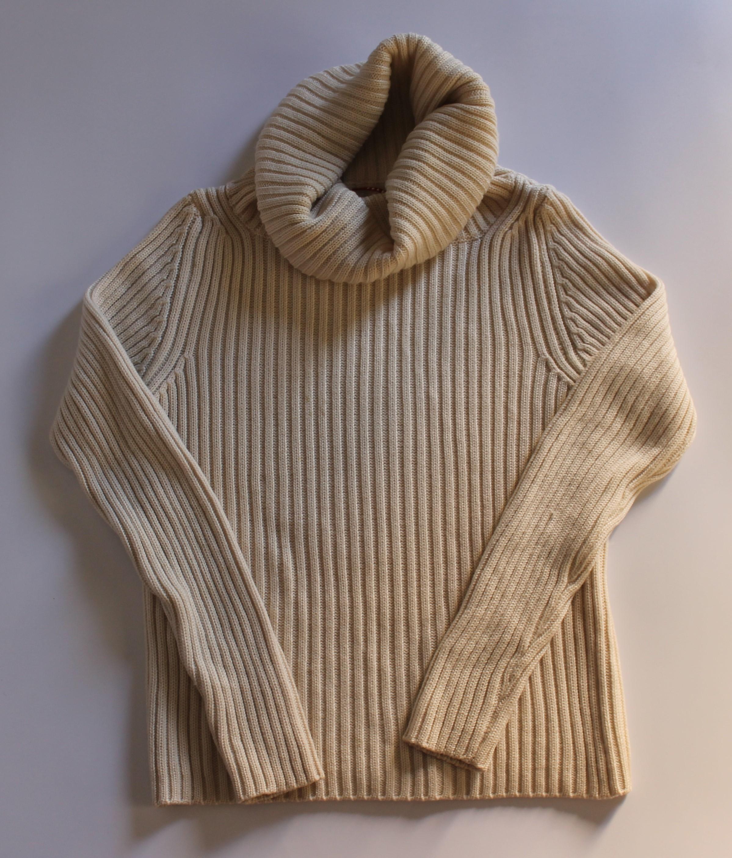 Prada maglia collo alto