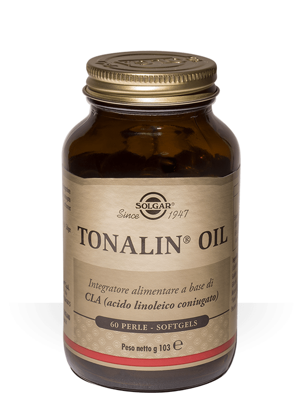 Solgar Tonalin® Oil - 60 perle
