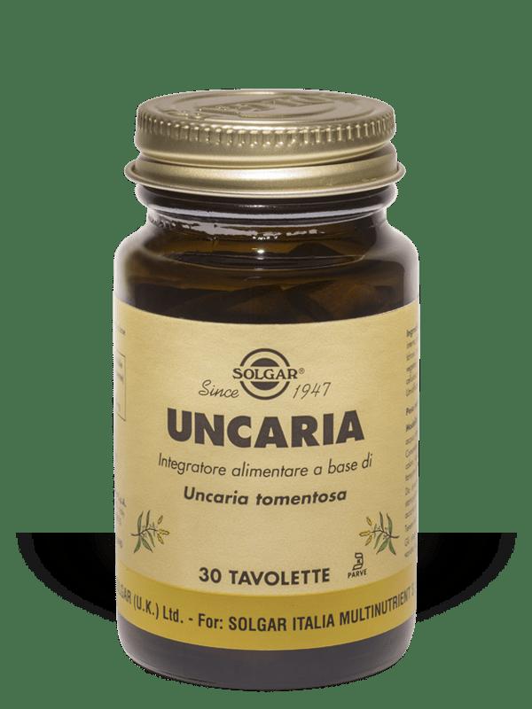 Solgar Uncaria 30 tavolette