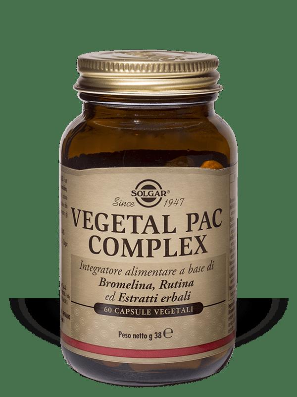 Solgar Vegetal Pac Complex 60 capsule