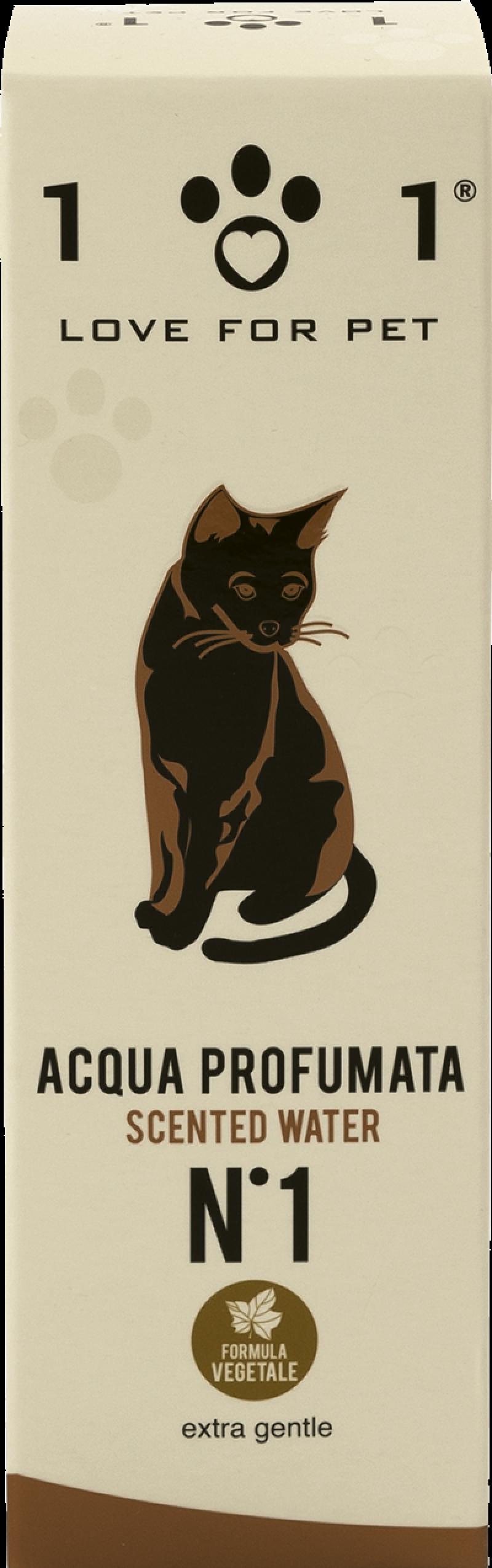 Profumo per gatti Acqua Profumata