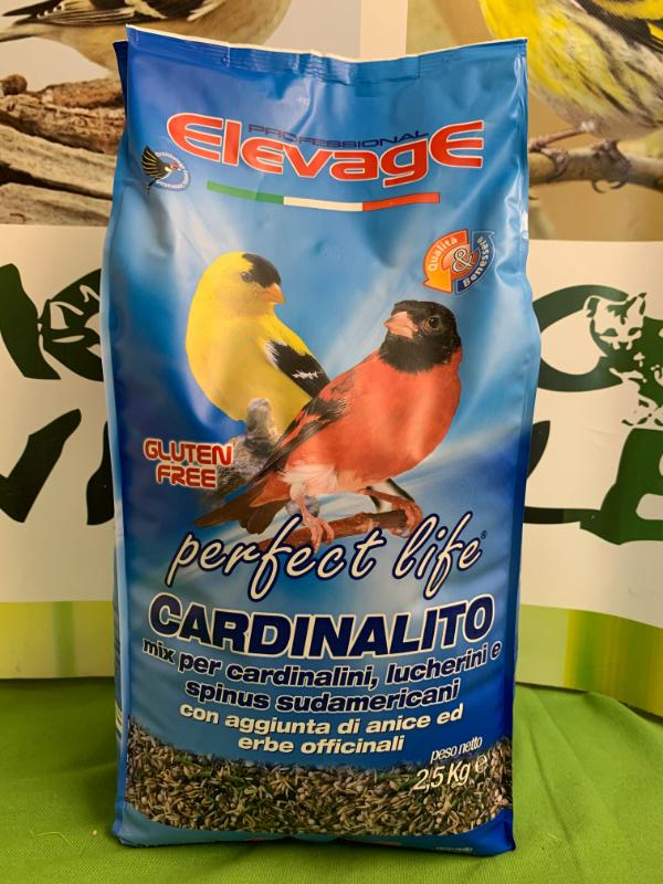 CARDINALITO LINEA PERFECT LIFE 2.5kg