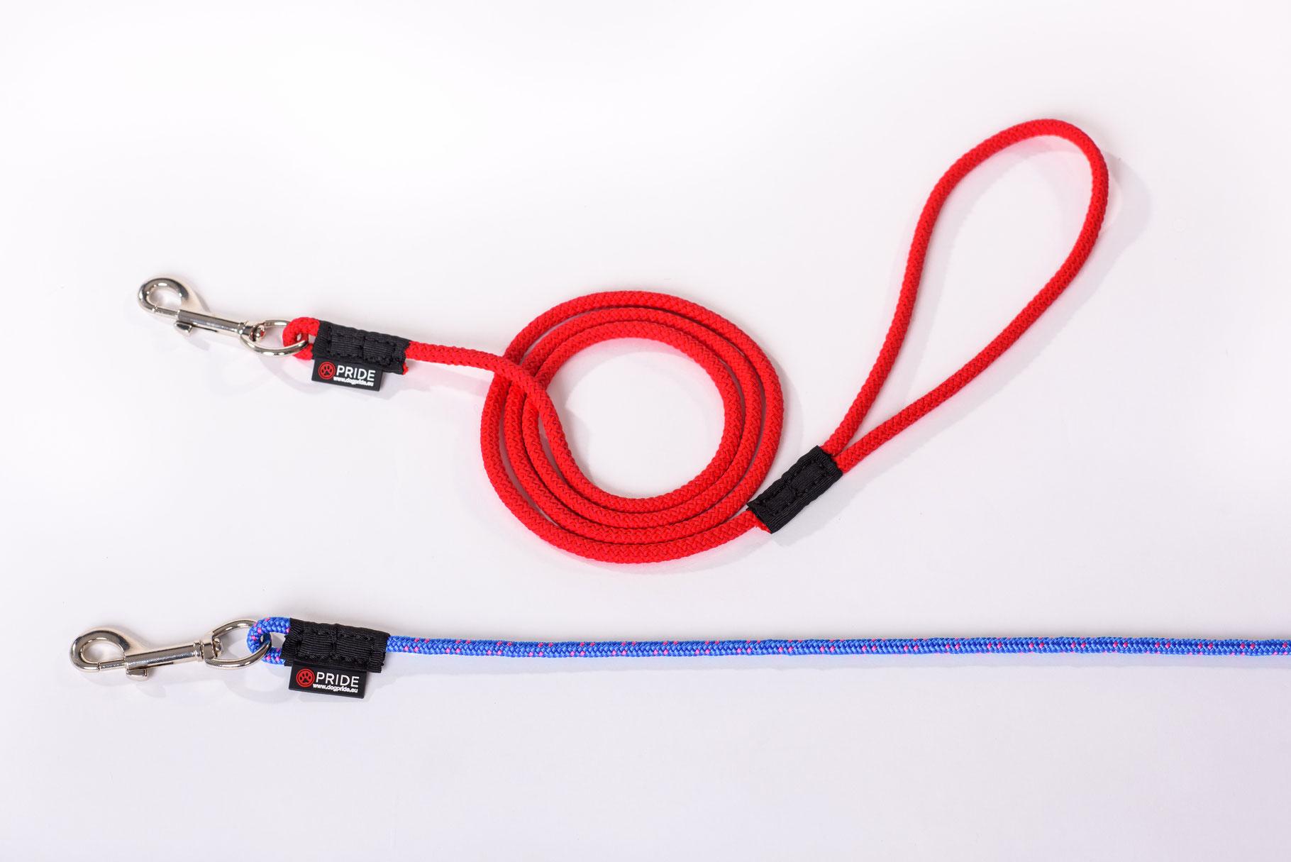 Guinzaglio Rope rosso