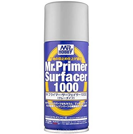MR. PRIMER SURFACER 1000 - PRIMER  FINE GRIGIO