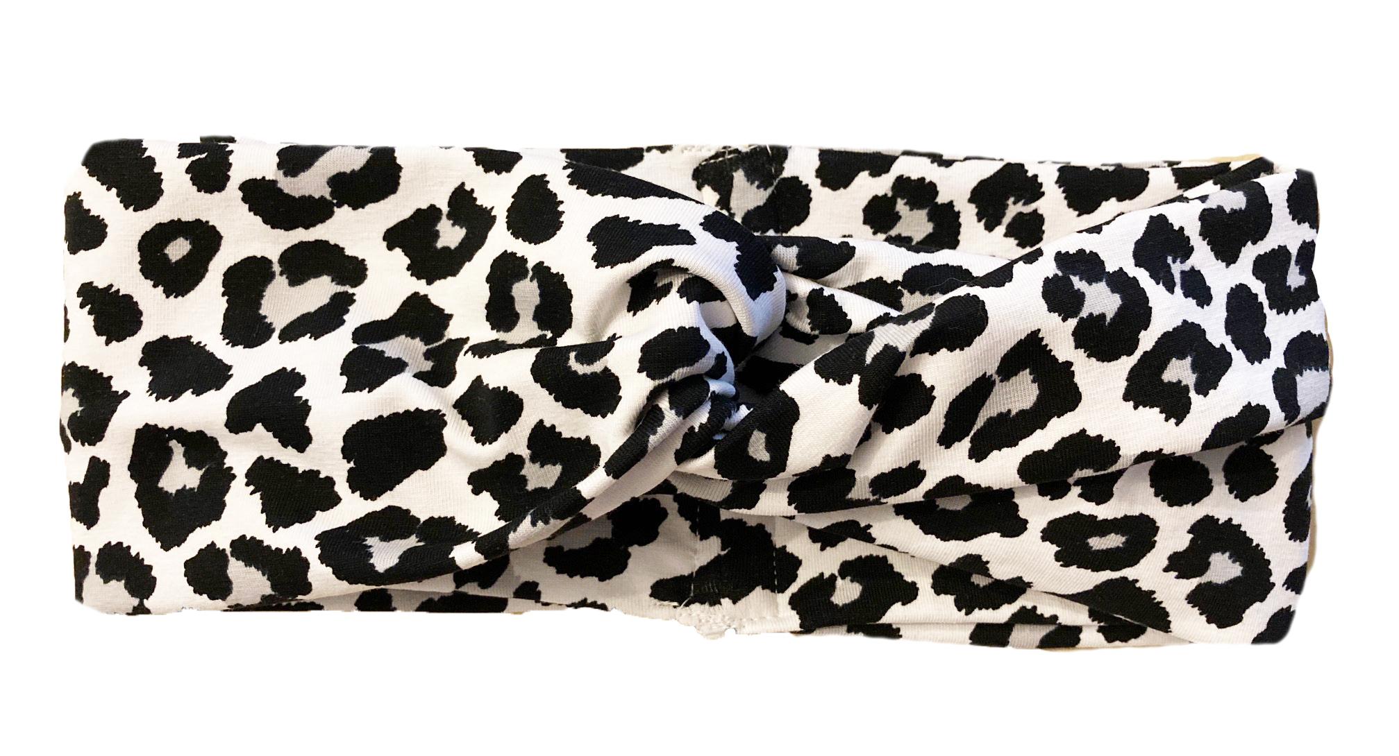 Leopardo - Fascia Turbante