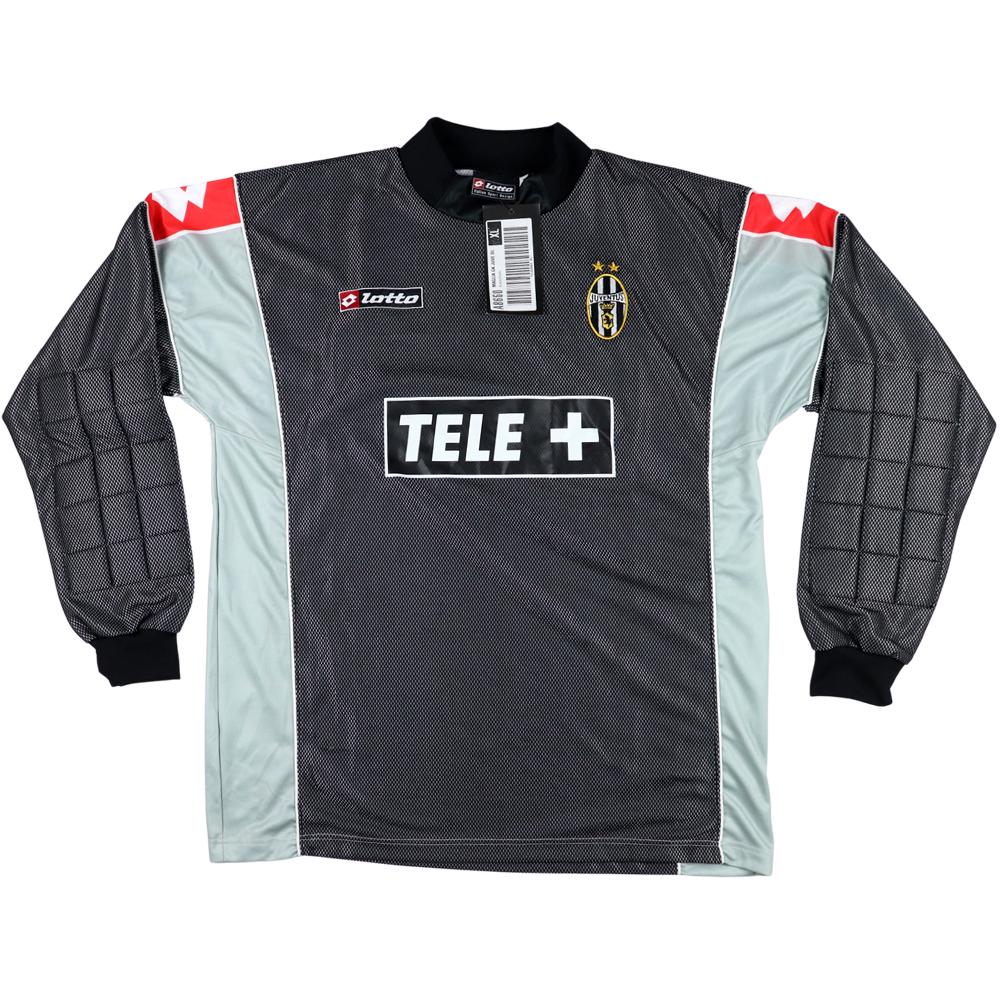 2000-01 Juventus Maglia Portiere XL *Nuova
