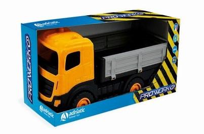 Camion 6 ruote multisponda in box singolo 1129 ADRIATIC