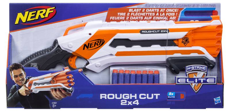 NERF ROUGH CUT A1691EU4 HASBRO EUROPA